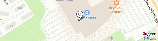 Банкомат, Райффайзенбанк на карте Петрозаводска