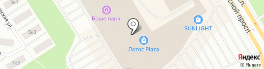 Dellio на карте Петрозаводска