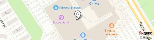 РЭЛМ–Сервис на карте Петрозаводска