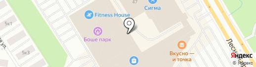 Карел Лифт Сервис на карте Петрозаводска