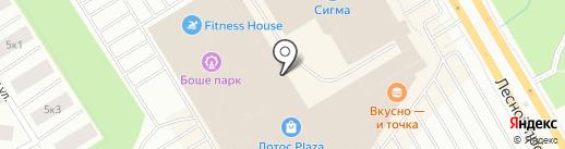 Гудвин и К на карте Петрозаводска
