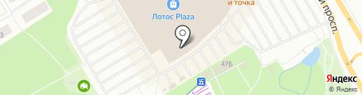 Belwest на карте Петрозаводска
