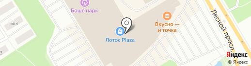 BigWeek на карте Петрозаводска