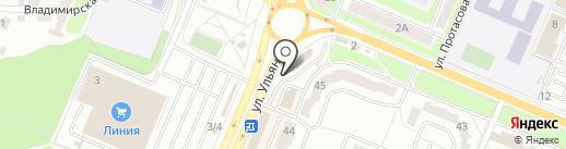 Фотосалон низких цен на карте Брянска