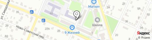 Центр детского творчества г. Брянска на карте Брянска