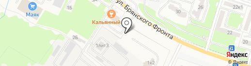 АГЗС Моно-газ на карте Путевки