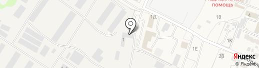 Снежка, ПАО на карте Путевки