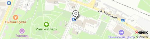 Банкет-Гуру на карте Брянска
