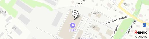 Datsun на карте Петрозаводска