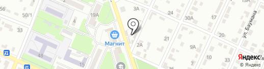 Салон красоты вашего авто на карте Брянска