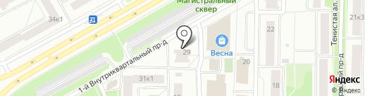Ergomammy.ru на карте Петрозаводска