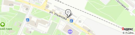 Керамика будущего на карте Брянска