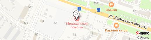 Первый медицинский центр на карте Путевки
