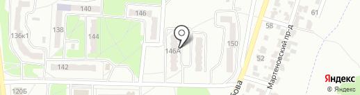 Мебельная компания на карте Брянска