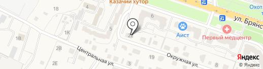Мегаполис-строй на карте Путевки