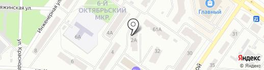 Частный дом, ТСЖ на карте Петрозаводска