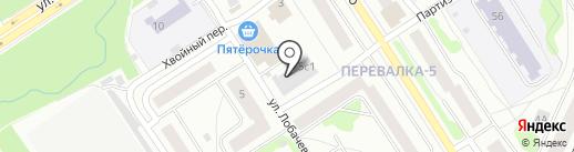 НеоТехСервис на карте Петрозаводска