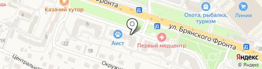 Брянское региональное объединение проектировщиков на карте Путевки