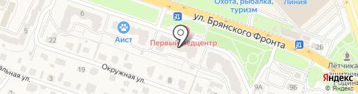 Красное & Белое на карте Путевки