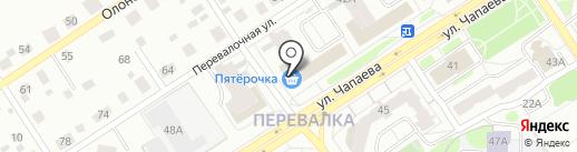 Ситилинк на карте Петрозаводска