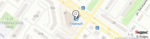 Пивной дом на карте Петрозаводска