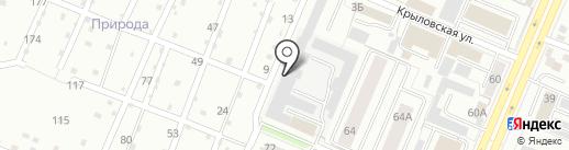 Производственно-торговая компания на карте Брянска