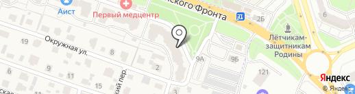 Bolido.ru на карте Путевки