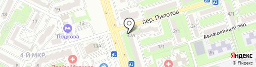 STAR на карте Брянска