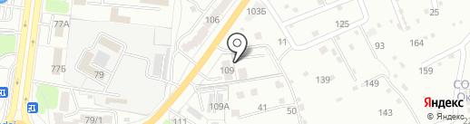 Компания по аренде спецтехники на карте Брянска