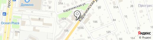 Каменный век на карте Брянска