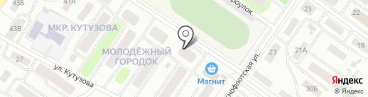 Советская-2, ТСЖ на карте Петрозаводска