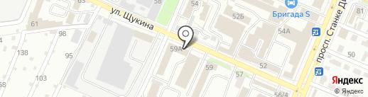 ТехноМир на карте Брянска