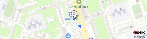 Рускомп32 на карте Брянска