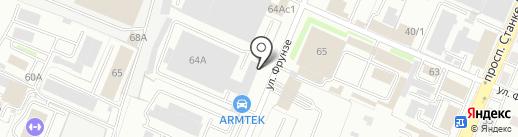AUTO3N на карте Брянска