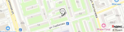 Grand Prix на карте Брянска