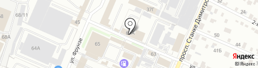 RURIK на карте Брянска