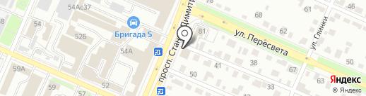 АртФлора на карте Брянска