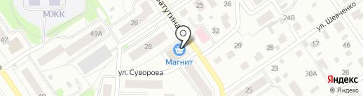 Научное шоу профессора Николя на карте Петрозаводска