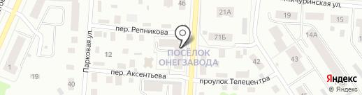Инкомсофт на карте Петрозаводска