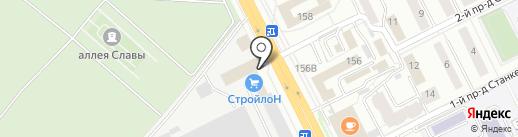 Брянский центр безопасности информации на карте Брянска