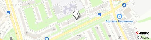 МАКС, ЗАО на карте Брянска