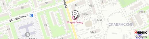 Вентиляционные Системы Брянск на карте Брянска
