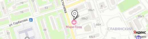 SportHouse на карте Брянска