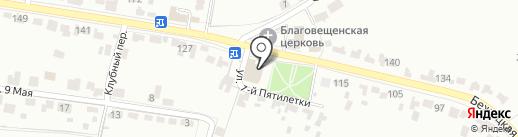 LUX на карте Брянска
