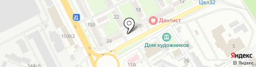 Zatochka Handmade на карте Брянска