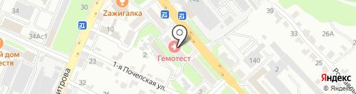 RTLINE Agro на карте Брянска