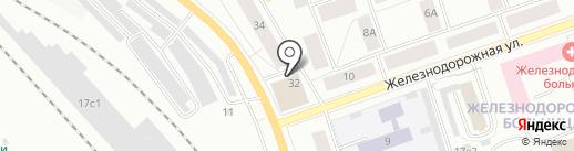 Оскар на карте Петрозаводска