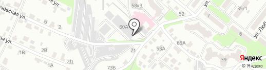 Торговая компания сварочных материалов на карте Брянска