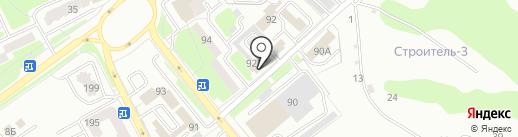 AVDMOTORS на карте Брянска