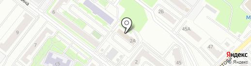 Управление Федеральной службы государственной регистрации, кадастра и картографии по Брянской области на карте Брянска